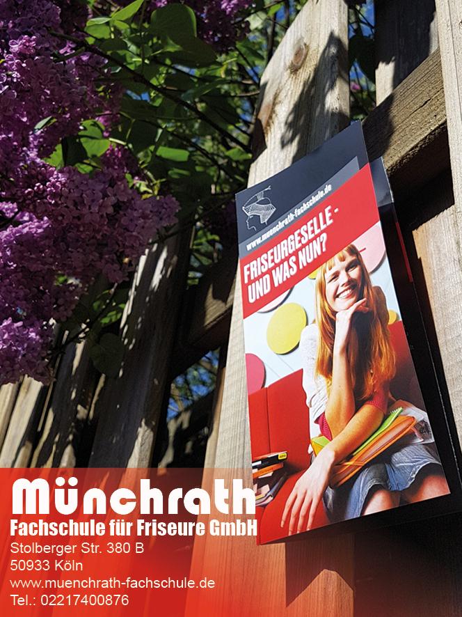 Friseur Meister Geselle 2018 Meisterschule Münchrath Fachschule für Friseure GmbH Stolbergerstr