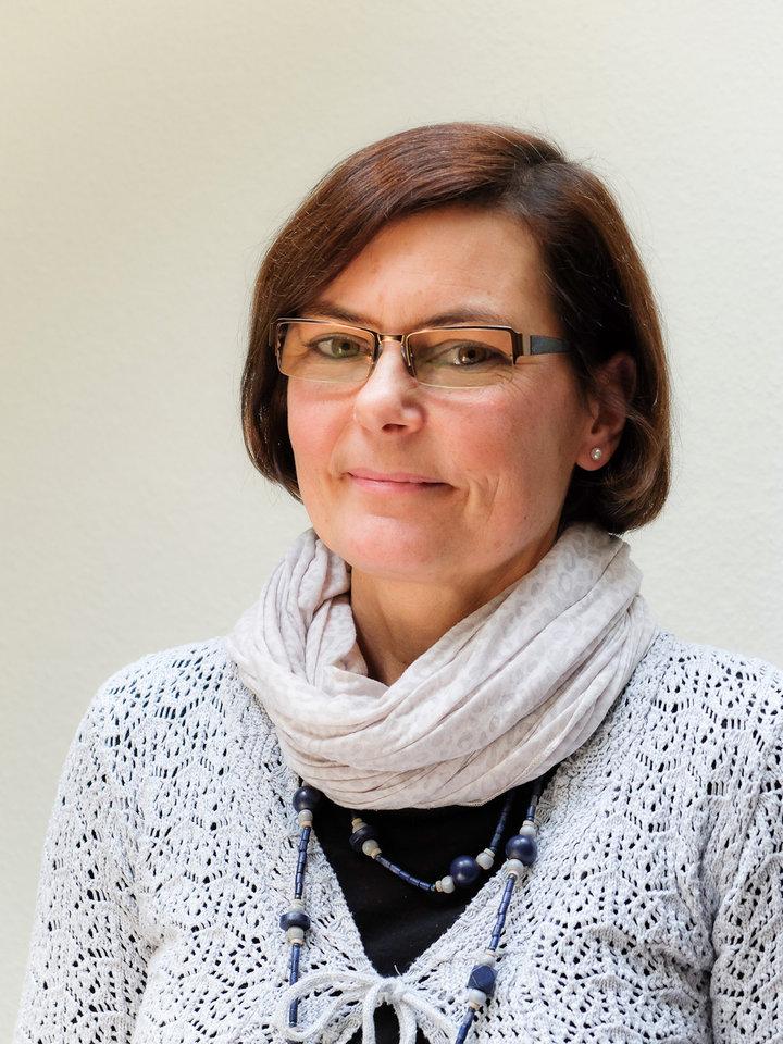Kordula Tenhaeff, Arbeitspädagogin, Dozentin für die Fächer Berufs-/Arbeitspädagogik und BWL
