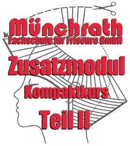 Zusatzmodul - Kompaktkurs Teil II - Fachtheorie und Salonmanagement